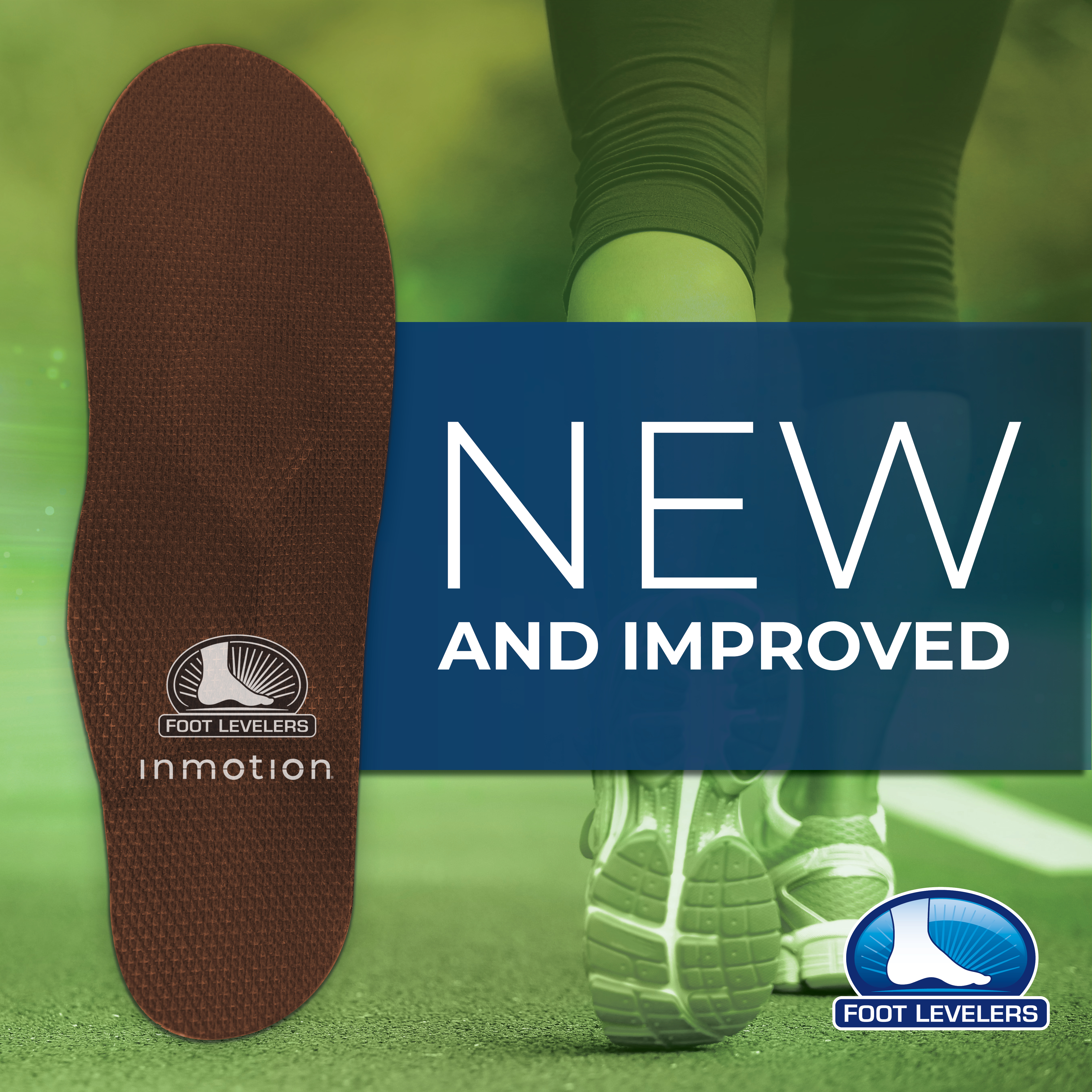 New In Motion Orthotic